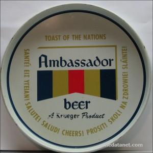 Ambassador Beer Tray
