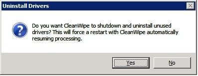 Symantec Cleanwipe