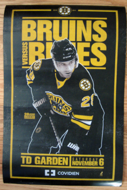 mark-recchi_bruins-blues-gameday-poster